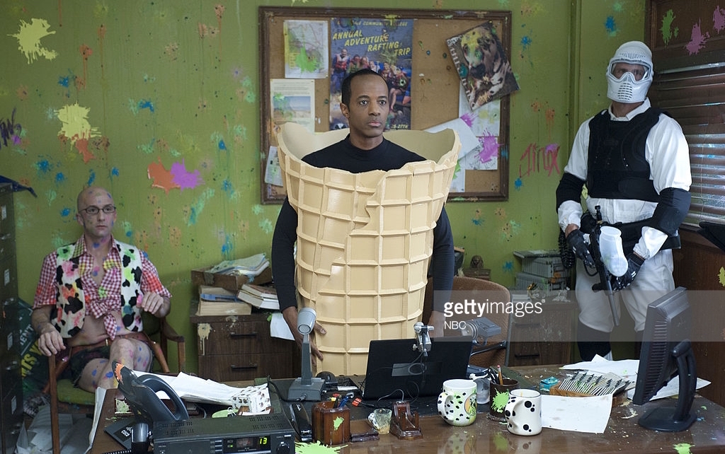 Jordan Black as Dean Spreck in NBC's Community