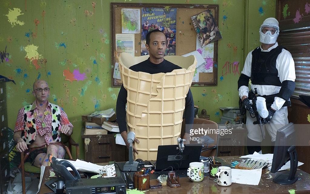 Jordan Black as Dean Spreck in NBC's Community